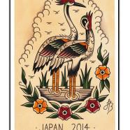 DEPARTURES JAPAN TOUR OCTOBER 2014
